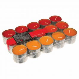 Something Different Lot de 10 bougies chauffe-plat
