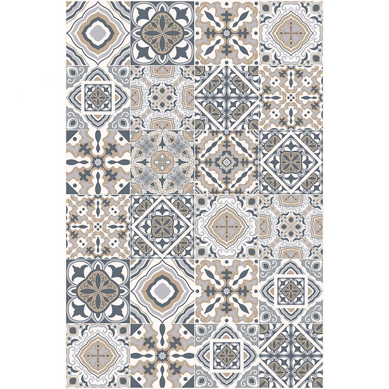Awesome tapis carreaux de ciment images for Tapis cuisine imitation carreaux de ciment