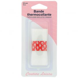 Bande thermocollante pour ourlet 5m
