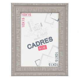 Cadre photo DANDY taupe 10x15cm