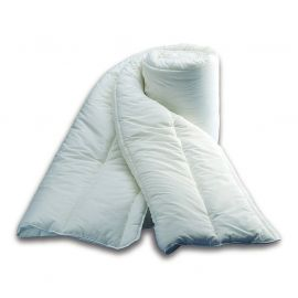 Couette blanche polyester 220x240cm