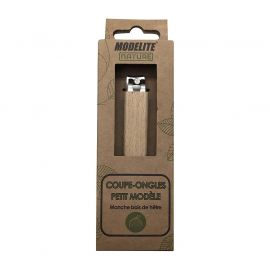 Coupe ongles manche bambou 6cm