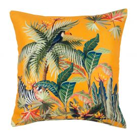 Coussin JUNGLE polyester 40x40cm