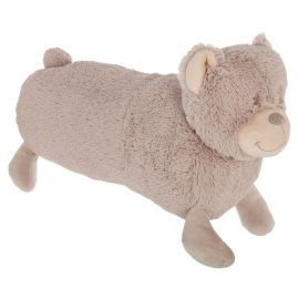 Coussin peluche ours 50cm