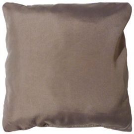 Coussin polyester ESSENTIEL taupe 40x40cm
