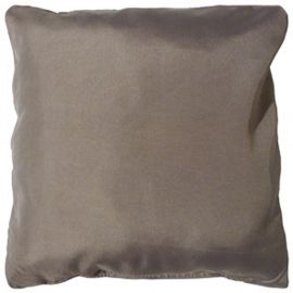 Coussin polyester ESSENTIEL taupe 60x60cm