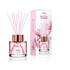 Diffuseur de parfum Intemporel La vie en rose 200ml - GOA