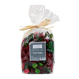 Fleur de pot pourri fruits rouges 100gr