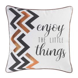 Housse de coussin LITTLE THINGS 40x40cm