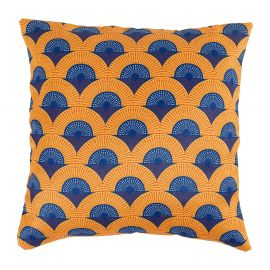 Housse de coussin polyester AFRICA 40x40cm