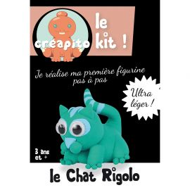 "Kit CREAPITO ""le chat rigolo"""