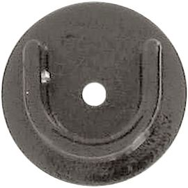 Lot de 2 supports naissances graphite D 20mm