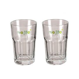 Lot de 2 verres à mojitos 30cl