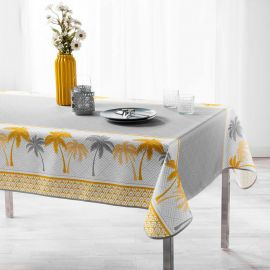 Nappe rectangulaire polyester Pure Line 150x240cm