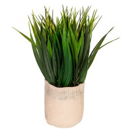 Plante artificielle en pot H 25cm