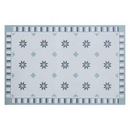 Set de table PVC motif carreaux de ciment n°5 30x45cm