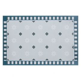 Set de table PVC motif carreaux de ciment n°6 30x45cm