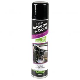 Spray polish tableau de bord senteur agrumes 300ml