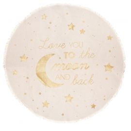 Tapis MOON AND BACK D 120cm