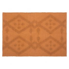 Tapis rectangulaire coton safari 60x90cm